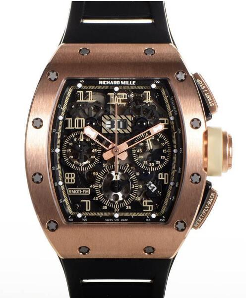 Richard Mille Replica Watch 511.04.91X-1 RM 011 Full RG