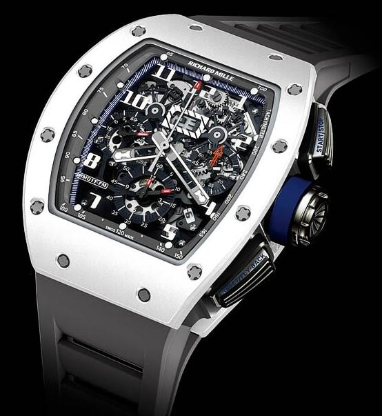 Richard Mille Replica Watch 511.45AX.91-1 RM 011 Ti Polo St Tropez